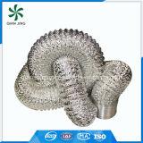 El sistema HVAC en el papel de aluminio flexible de conductos de ventilación de aire