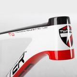 Цвет среза 27.5er углерода Mountian рамы велосипедов с Bb92 нажмите кнопку