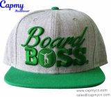 Fábrica del sombrero del Snapback del casquillo del deporte de Hiphop Streetwear en China