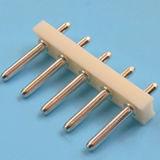 Hauteur de 7,5 mm connecteur femelle 5 broches de circuit imprimé
