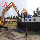 Недавно Keda типа большие скидки песок всасывающий насос для перетягивания продажи