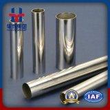 L'acciaio inossidabile 201 decora il tubo