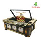동전은 호랑이 타격 물고기 도박대 노름 아케이드 어업 게임 기계를 운영했다