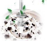 Mélangeur de mélangeur de lait de poule de machine de neige fondue de machine de lait de poule