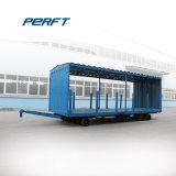 La industria de servicio pesado para uso en fábrica de cama plana la manipulación de la cesta