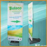 La publicidad exterior de las inundaciones de agua de buena calidad de Banner X X-Banner Stand