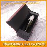 Boîte-cadeau de empaquetage de papier en verre de vin d'injection