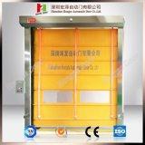 Faltende Systems-Außengroße Geschwindigkeit, die automatische stapelnde Tür (Hz-FC0360, stapelt)