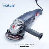 Amoladora de ángulo superficial mojada eléctrica de Makute (AG005)