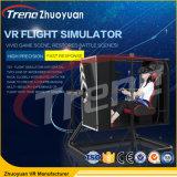Venta directa de la fábrica carlinga de Flight Simulator de la máquina de juego de 720 del grado de la rotación aviones de la arcada