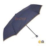 容易な運送極度の小型3折る傘、日傘またはギフトの傘