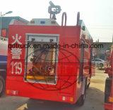 小型消火活動手段、小型水普通消防車2000リットルの