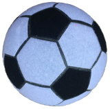 高品質の多彩な機械によってステッチされるダート盤のフットボール