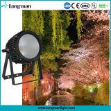 옥외 정연한 정원 점화를 위한 100W Acw LED 투광램프