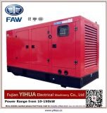 генератор молчком сени 16kw/20kVA тепловозный с Ce Approval-20170906c двигателя Fawde-Xichai