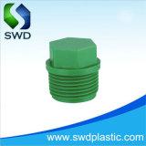 Accessori per tubi standard caldi e freddi di BACCANO PPR del rifornimento idrico