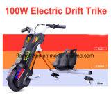 la deriva 100W eléctrica va Kart, mini loco va carro para los cabritos
