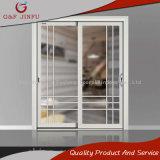 Puerta deslizante de aluminio revestida de la potencia moderna del uso del hogar