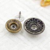 顧客用型の金属のジーンズボタンの鋲ボタン