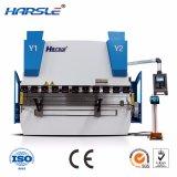 Hydraulische Bremsen-Presse We67K für Eisen-Stahl