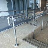La decoración de piezas de escaleras Ss puestos