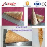 Biscuit de fabrication automatique machine de cône de crême glacée à vendre