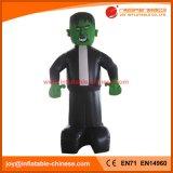 Calabaza hinchable hombre Moonwalk el rebote para Halloween Holiday (H2-230)