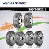 Totalmente de acero de alta calidad de los neumáticos radiales para camión (315/80R22.5 y 385/65R22.5)