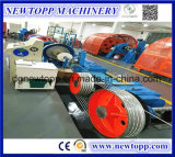 Xj-300 tipo tubolare ad alta velocità macchina di arenamento del cavo