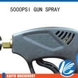 Hochdruckwäsche-Schaumgummi-Farbspritzpistole des auto-5000psi