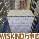 Aislamiento ignífugo paneles sándwich de poliuretano material decorativo con la norma ISO