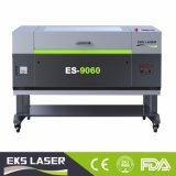 Découpage acrylique en bois de laser de CO2 du non-métal Es-9060 et machine de gravure