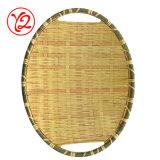 Il fascino della fabbrica di ceramica come il bambù di Melamineware gradice il piatto del padellame
