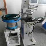 Machine d'impression simple automatique de garniture de couleur pour la boucle en plastique