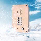 2017 telefones industriais do equipamento o mais atrasado sem fio da segurança do intercomunicador Knzd-06