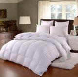 Confort naturel avec couvercle en microfibre gaufré, poids léger rempli en duvet