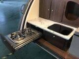 Campeur neuf de remorque de caravane de larme produisant la remorque campante