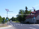 Wasserdichtes IP67 30W LED Solarstraßenlaternefür Dorf-Projekt
