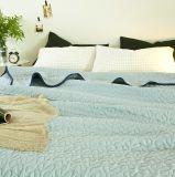 100% algodão Quilted verde de retalhos de estilo americano para Beddings