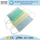 Masques respiratoires remplaçables chirurgicaux colorés