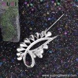Nuevo diseño Brooch hechas con cristales de Swarovski para invitaciones de boda