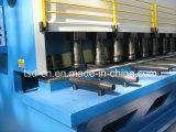 Le cisaillement Machine utilisée pour le cisaillement 25mm acier doux (QC12Y-25*4000)