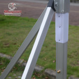 3*3m 30mm Profilé en aluminium Three-Section plié
