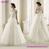 Горячее сбывание женится вы платья способа мантии шарика Bridal