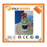 High Voltage Aluminum XLPE Insulation PVC Sheath Steel Tape Armored Power Cable