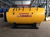 Wns horizontales Öl und gasbeheiztheißöl-Dampfkessel China