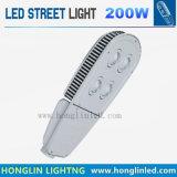 Luz de calle del parque del jardín de la carretera del camino de las luces de calle del LED 200W