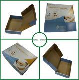 Impressão de cor cheia de empacotamento do preço da caixa de cartão ondulado da caixa da caixa
