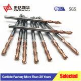 HRC 60 feste Hartmetall-Enden-Tausendstel-Typen des Prägescherblockes für Stahlhersteller