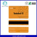 Cartões combinados de RFID com listra magnética